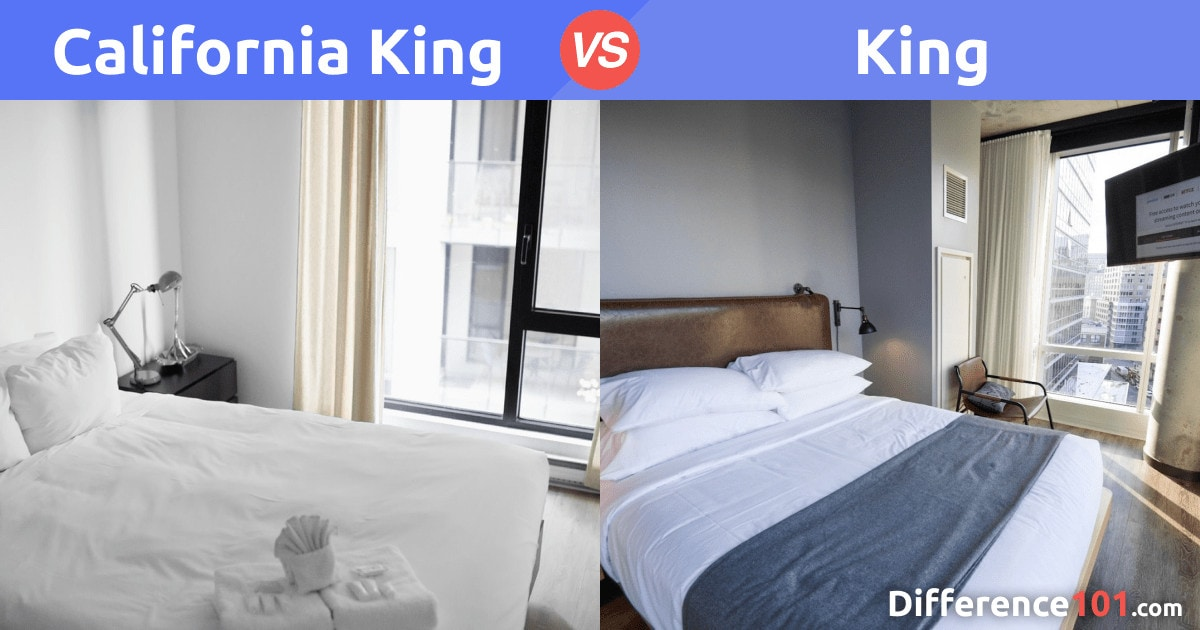 California King vs King Bed: Difference, Similarities, Pros and Cons