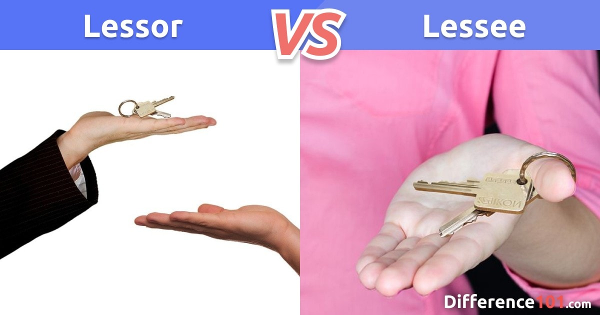 Lessor vs. Lessee: Top 6 Differences, Pros & Cons