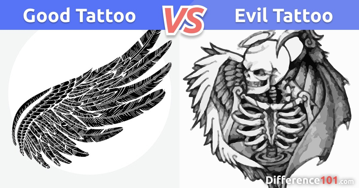 Good vs. Evil Tattoo: Differences, Types, Pros & Cons