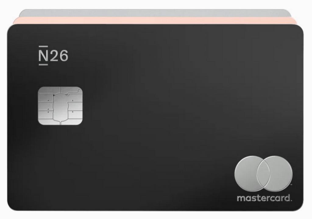 N26 Metal Cartes