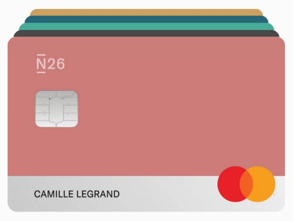 N26 Smart Card