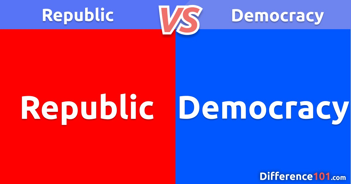 Republic vs. Democracy: Differences, Similarities, Pros & Cons