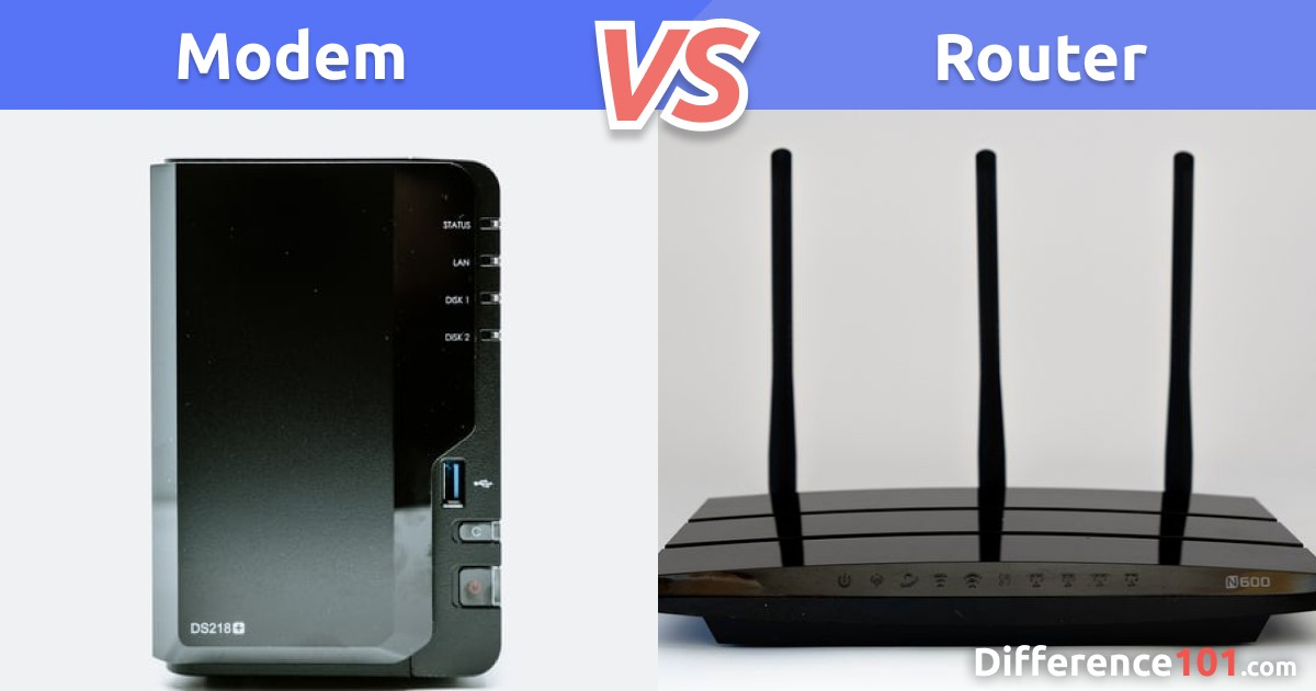 Modem vs. Router: Differences, Pros & Cons, and which is better?