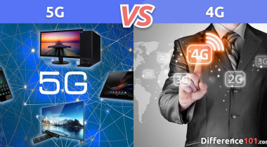 What Is The Difference Between 5G and 4G?