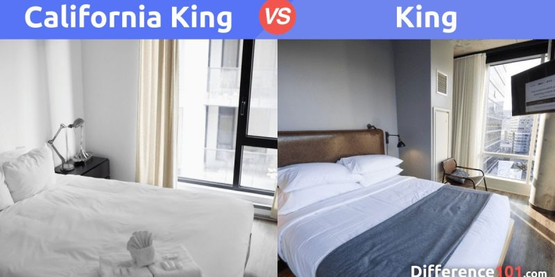 California King vs. King Bed: Difference, Similarities, Pros and Cons