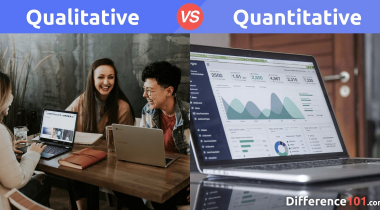 Qualitative vs. Quantitative: Difference, Similarity and Examples