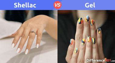 What's the Difference Between Shellac And Gel Nails?