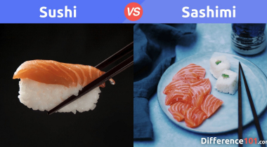 Sushi vs. Sashimi: What is the Difference Between Sushi and Sashimi?