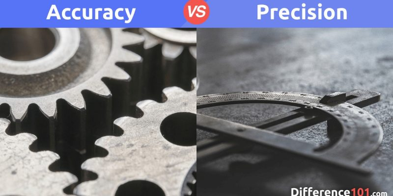 Accuracy vs. Precision: What's The Difference Between Accuracy and Precision?