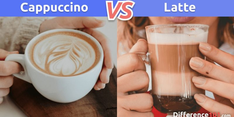 What's the Difference Between Latte and Cappuccino?