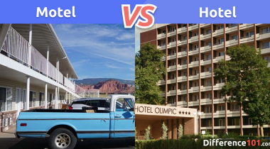 Motel vs. Hotel: What is the difference between Motel and Hotel?