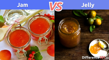 Jam vs. Jelly: What is the difference between Jam and Jelly?