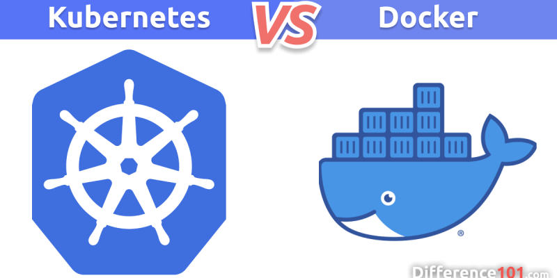 What Is The Difference Between Kubernetes and Docker?