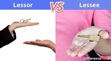 Lessor vs. Lessee: What is the difference between Lessor and Lessee?