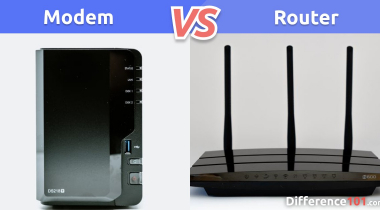 Modem vs. Router: What is the difference between Modem vs. Router?