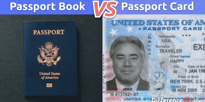Passport Book vs. Card: What Is The Difference Between Passport Book And Card?