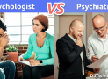 Psychologist vs. Psychiatrist: What's the difference between Psychologist and Psychiatrist?