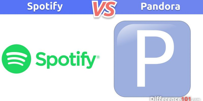 Spotify vs. Pandora: What is the difference between Spotify and Pandora?