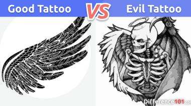 What Is The Difference Between Tattoo Good and Evil?
