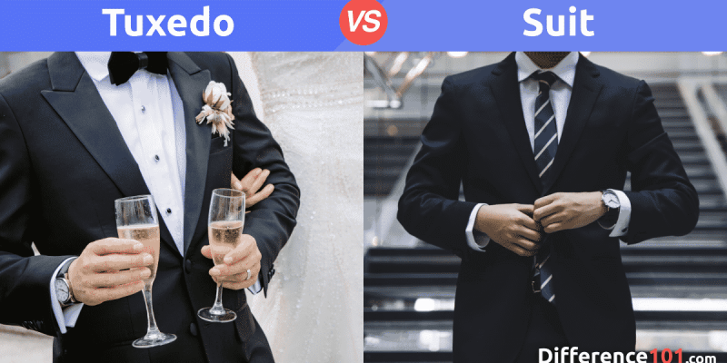 Tuxedo vs. Suit: Differences, Prices and Occasions