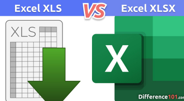 XLS vs. XLSX: What is the difference between XLS and XLSX?